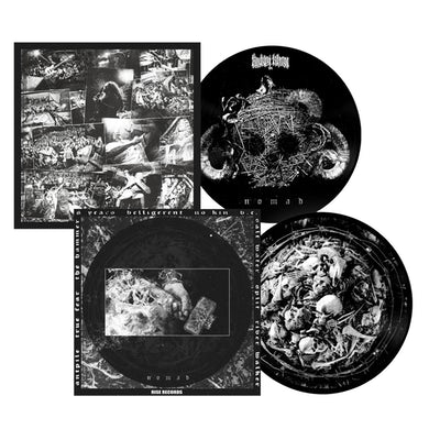 "Kublai Khan TX Kublai Khan - ""Nomad"" Picture Disc"