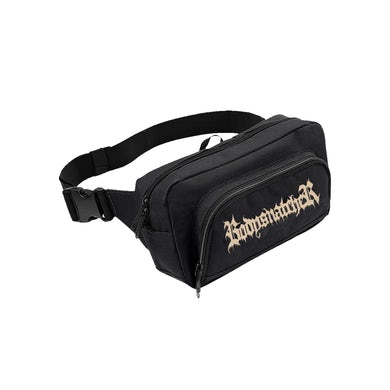 Bodysnatcher Waist Pack w/Logo + Emblem Strap