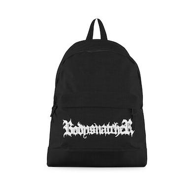 Bodysnatcher Logo Back Pack