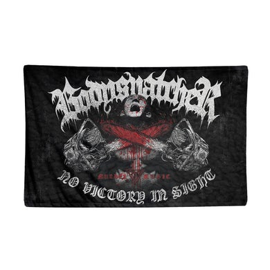 Bodysnatcher No Victory In Sight 60x80 Fleece Blanket
