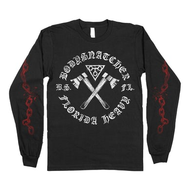 Bodysnatcher Florida Heavy Chain Long Sleeve