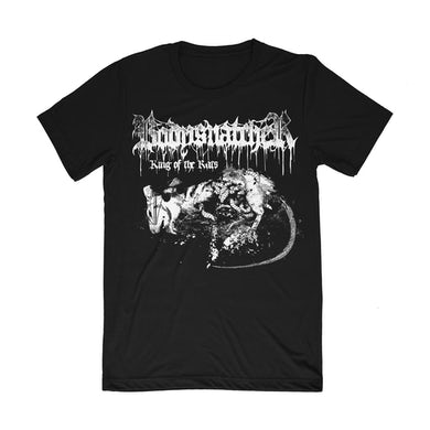 """""""King of the Rats"""" Shirt (B+W)"""