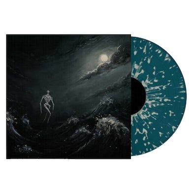 """Broadside """"Into The Raging Sea"""" Sea Blue w/Bone Splatter Vinyl LP (Pre-Order)"""