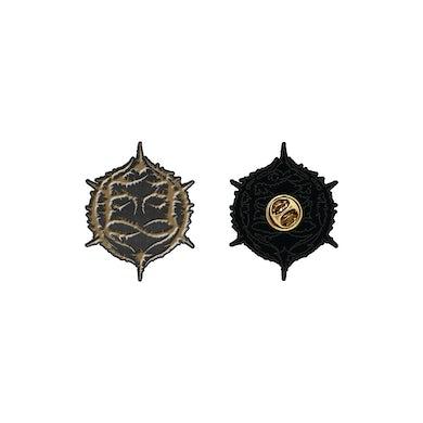 Emblem Enamel Pin
