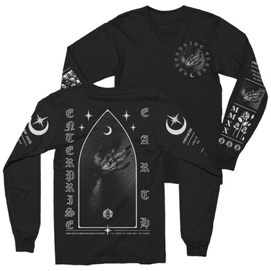 When Death Comes Knocking Long Sleeve