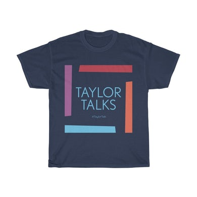 "Fantasia ""Taylor Talks"" - Navy Unisex"