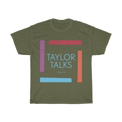 """Fantasia """"Taylor Talks"""" -Olive Unisex"""