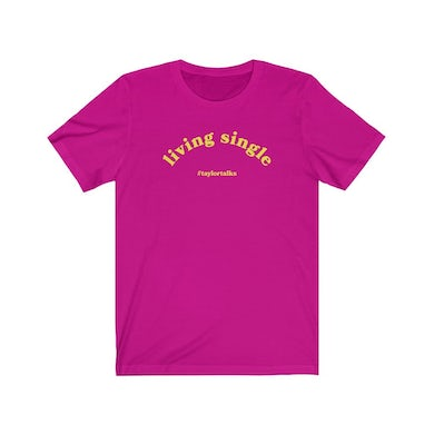"Fantasia ""Living Single Pink/Yellow Tee"""