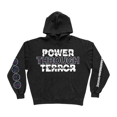 """""""Power Through Terror"""" Hoodie (Pre-Order)"""