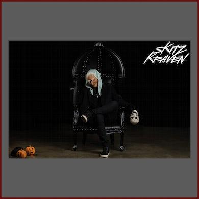 sKitz Kraven Mask Poster