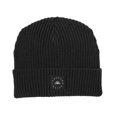 Thousand Below Woven Patch Fishermans Beanie