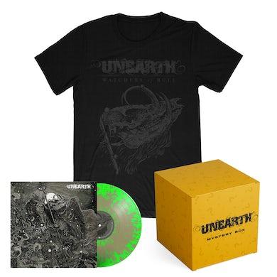 Watchers Of Rule Vinyl LP + Black on Black Shirt + Mystery Box Bundle (Pre-Order)