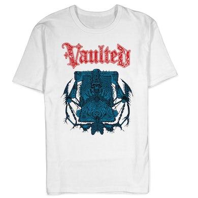 """Vaulted - """"Skull Machine"""" Shirt"""
