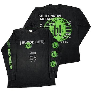 Bloodline - Globe Long Sleeve