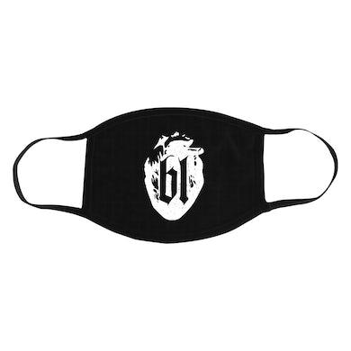 Bloodline - Heart Emblem Face Mask