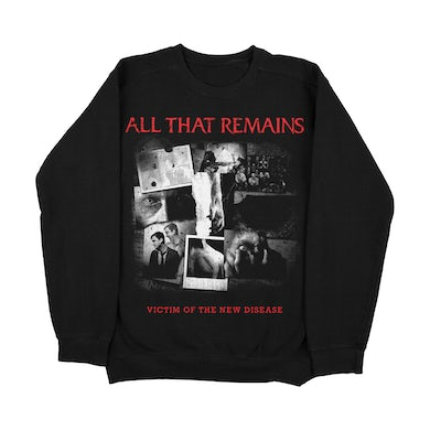 Victim Of The New Disease Crewneck (Pre-Order)