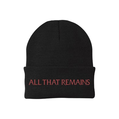 Embroidered Logo Beanie (Pre-Order)