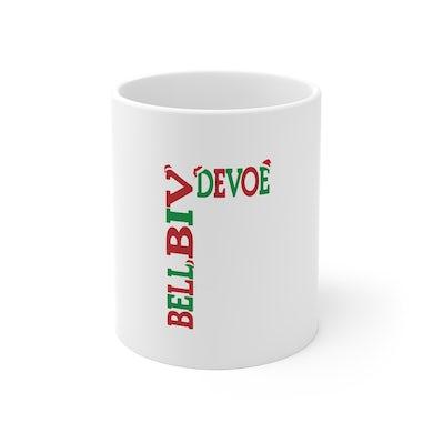 Bell Biv DeVoe Santa Hat Logo Mug