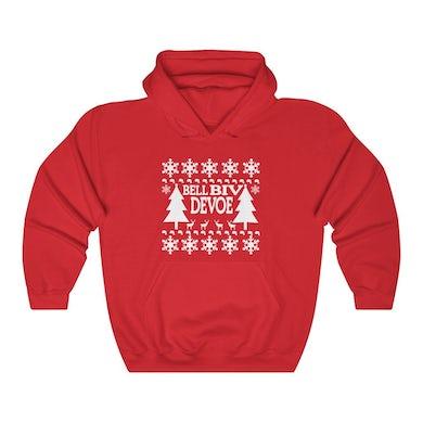 Bell Biv DeVoe Christmas Print Hoodie