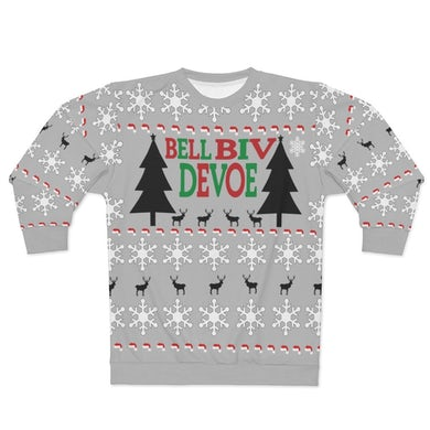 Bell Biv DeVoe Christmas Sweater