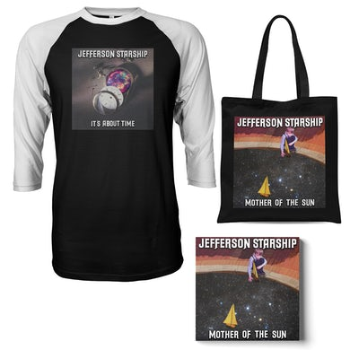 Jefferson Starship Limited Edition It's About Time Bundle *Limited to 100*