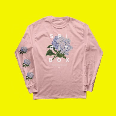Flowers Longsleeve (Pre-Order)