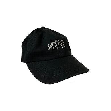 Set It Off Script Logo Hat
