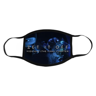 Set It Off The Final Chapter Face Mask