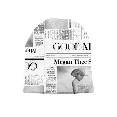 Megan Thee Stallion Good News All Over Print Beanie