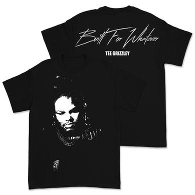 """Tee Grizzley """"Built For Whatever"""" Shirt"""