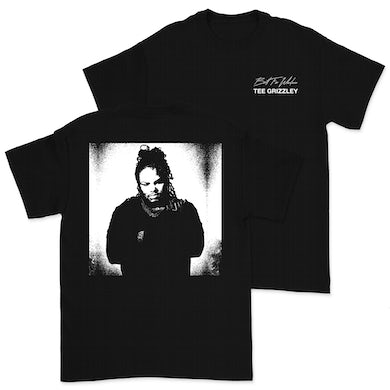"""Tee Grizzley """"Built For Whatever"""" Pocket Print Shirt"""