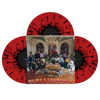 Young Thug SL2 Deluxe Red w/ Black Splatter Triple LP (Pre-Order) (Vinyl)