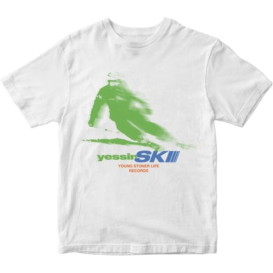 Young Thug YessirSkiii White T-Shirt (Pre-order)