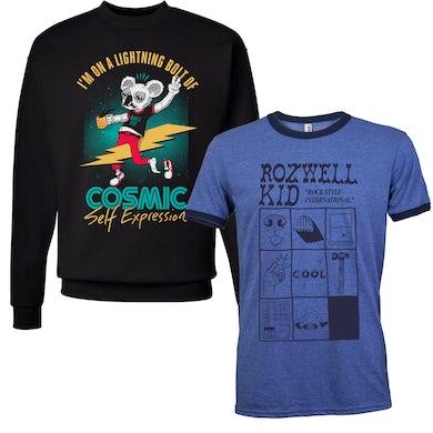 Rozwell Kid - Cosmic Rock Bundle