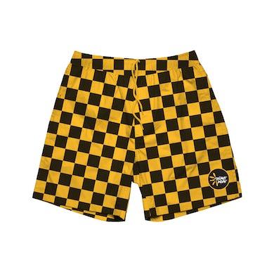 Tonight Alive TA - Checkered Shorts