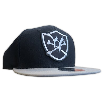 Winds Of Plague WOP - Crest Snapback Hat