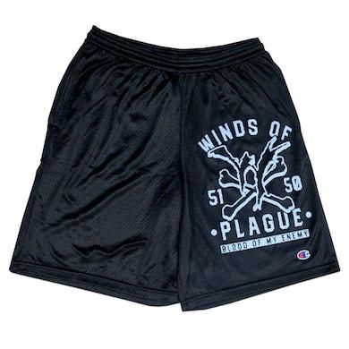 Winds Of Plague WOP - Nameless Walker Gym Shorts