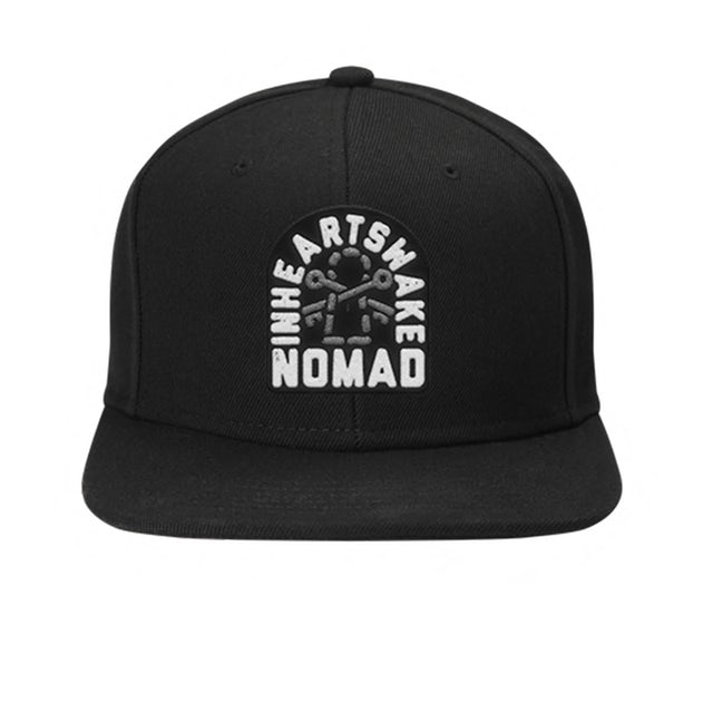 In Hearts Wake IHW - Nomad Snap Back Hat