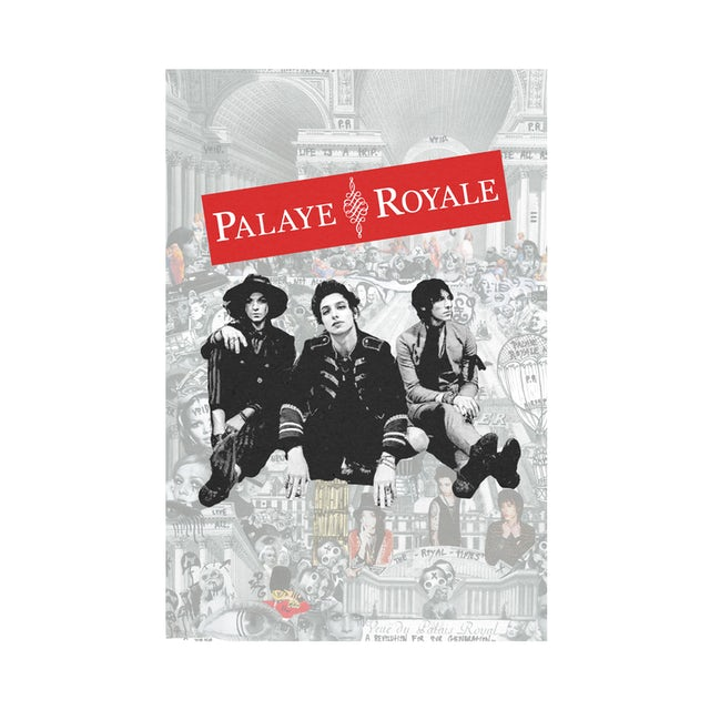 Palaye Royale PR - Photo Wall Flag