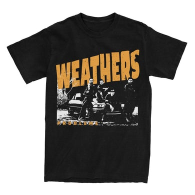 Weathers - Problems Photo Tee