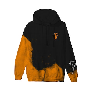 FIT FOR A KING FFAK - Make Me A Memory Dyed Hoodie