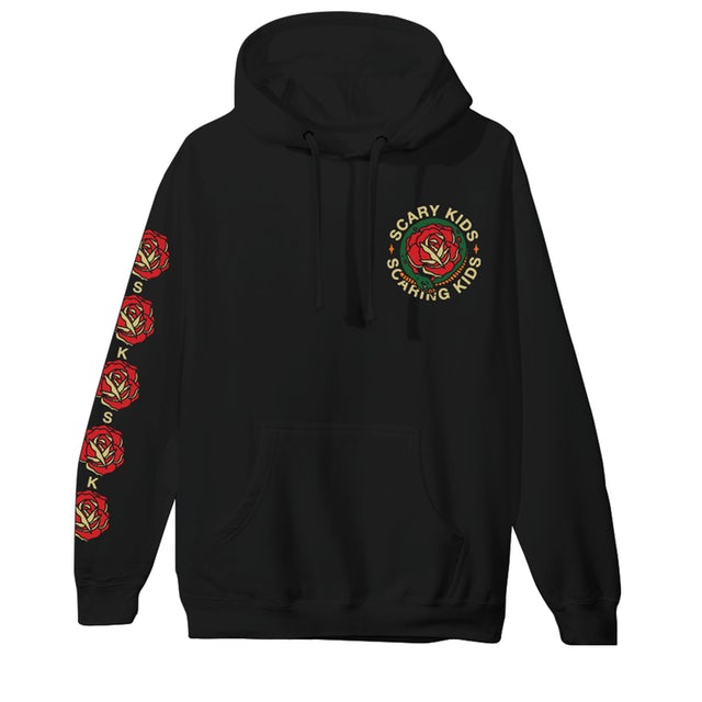 Scary Kids Scaring Kids SKSK - TCSIF TRADITIONAL HOODIE
