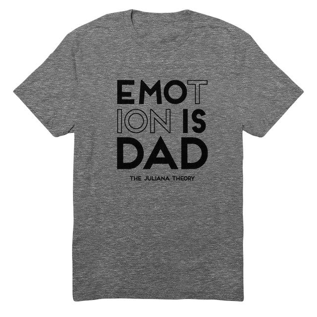 The Juliana Theory TJT - Emotion Is Dad Tee