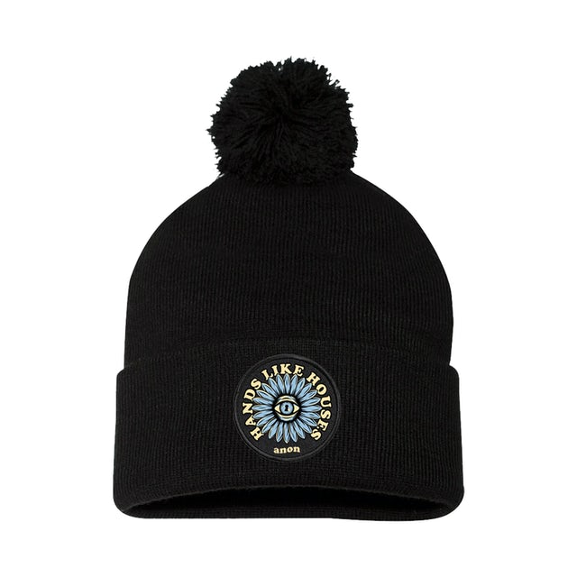 Hands Like Houses HLH - Eye Flower Pom Beanie