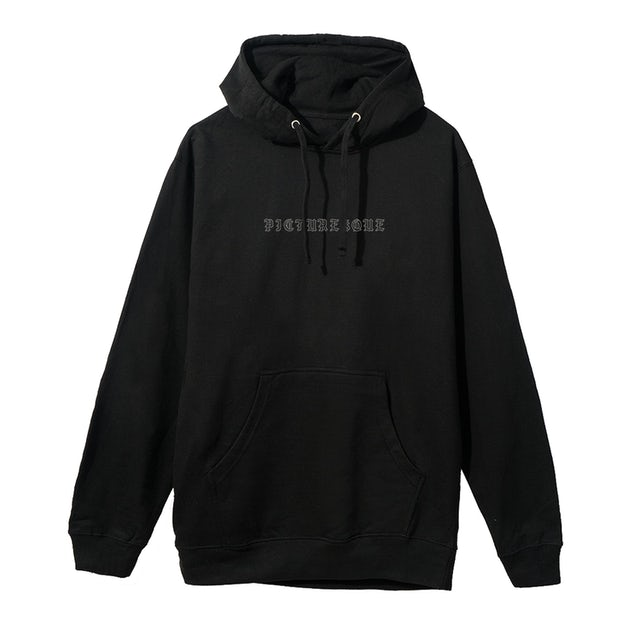 Picturesque - Floral Hoodie