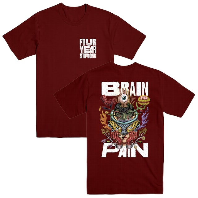 Four Year Strong FYS - Brain Pain