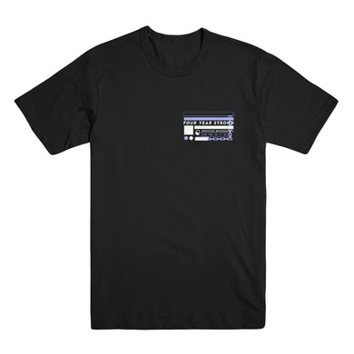Four Year Strong FYS - Chain Tour Dates Tee