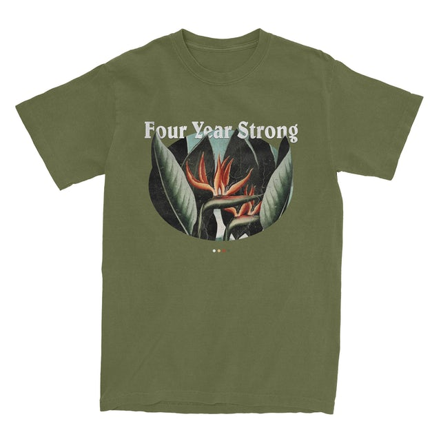 Four Year Strong FYS - Bird of Paradise Tee