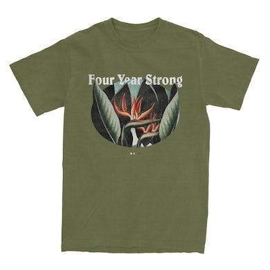 Four Year Strong FYS - Bird of Paradise Tee