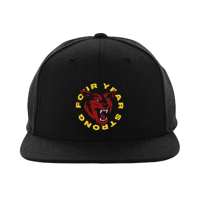 Four Year Strong FYS - Wolf Snapback